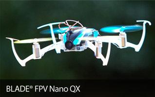 Blade FPV Nano QX