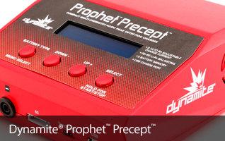 Dynamite Prophet Precept