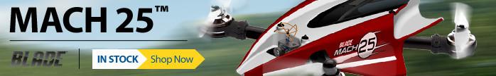 BLH8980 Blade Mach 25 FPV Racer BNF Basic