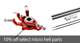 Save 10% on Microheli RC Products