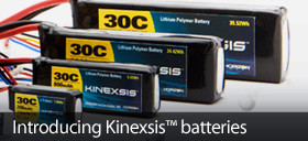 Introducing Kinexsis products - the best value in RC accessories