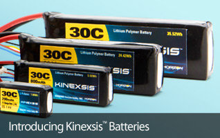 Kinexsis - the best value in RC accessories