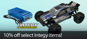 Save 10% on Integy RC Products