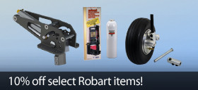 Save 10 percent on select Robart RC products