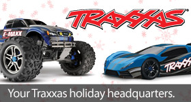Traxxas RC Cars, Trucks, Boats and more!