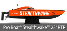Pro Boat Stealthwake RTR In-Stock
