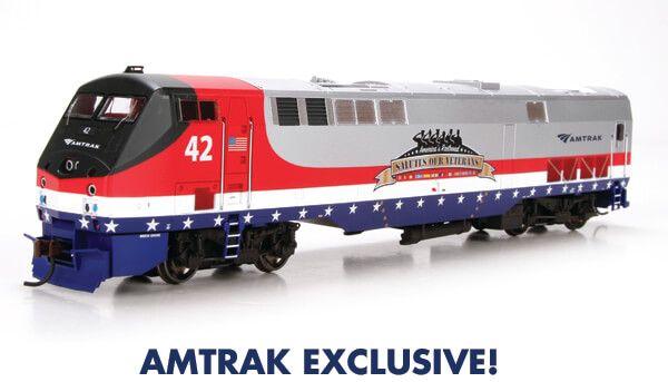 Amtrak Exclusive