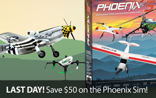 Phoenix Flight Simulator Bundle Sale