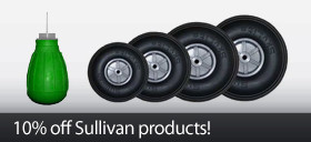 Take 10% off your favorite Sullivan products