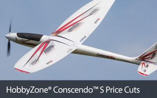 HobbyZone Conscendo S Price Cut Discount