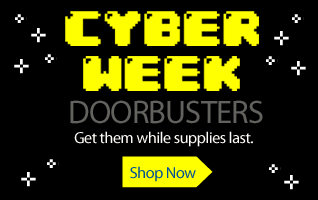 Shop All Black Friday Cyber Week Doorbusters