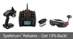 Spektrum Full Line RC Rebate