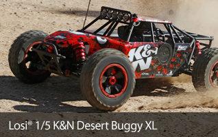 Losi 1/5 K&N DBXL 4WD Buggy RTR