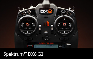 Spektrum DX8 Gen 2 RC Transmitter