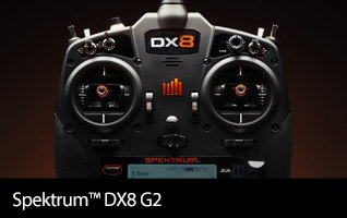 Spektrum DX8 G2 In-Stock