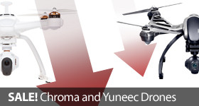 Chroma Yuneec Camera Drone Sale