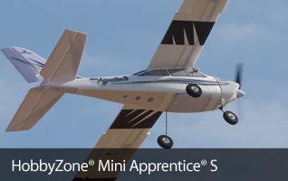 HBZ3100 HobbyZone Mini Apprentice S RTF