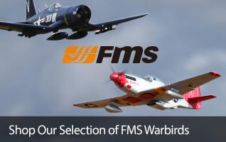FMS Warbirds WWII BNF ARF