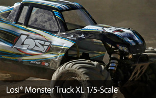 Losi MTXL Monster Truck 1/5-scale RTR Large DBXL 5IVE-T