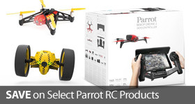Parrot Flying Season Sale