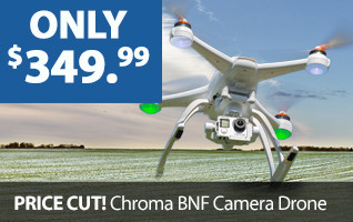 Chroma Camera Drone RTF Aerial Photography