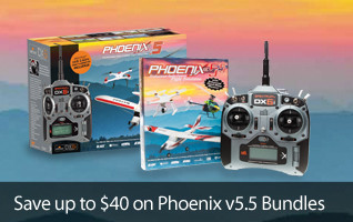 Save on Phoenix V5.5 Bundle Combo