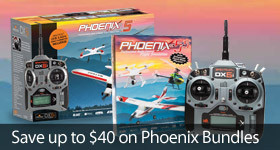 Phoenix Flight sim Radio Bundle Sale
