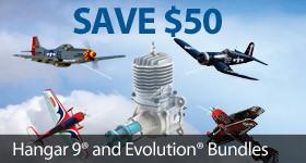 Save Sale Hangar H9 Evolution Engine Bundles