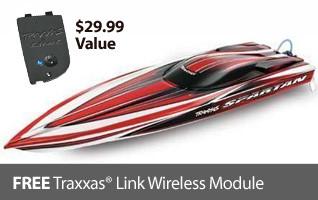 Traxxas Wirelis Link Module Boat Deep V