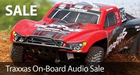 Traxxas On Board Audio Sale