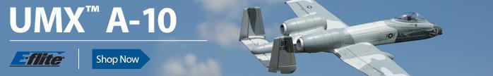 UMX A10 Ultra MIcro Extreme Xtreme Warthog Foamie Backyard Flyer