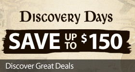 DIscovery Days Save Up To $150