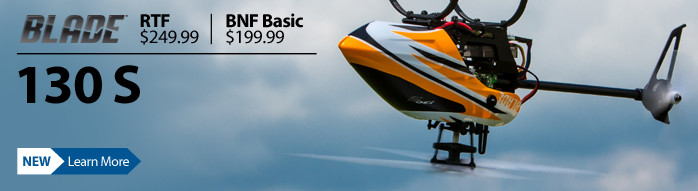 Blade 130 S Micro RC Helicopter with SAFE Technology