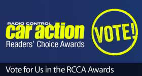 Vote for 2017 RC Car Action RCCA Reader Readers' Choice Award