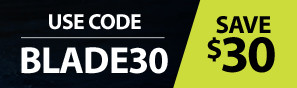 Instantly save $30 with code BLADE30