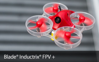 Blade Inductrix FPV+