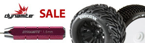 Save On Select Dynamite Tools and Tires