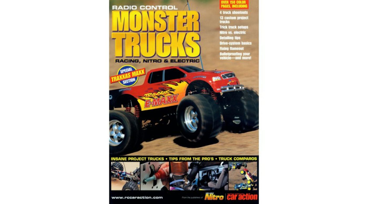 Image for R/C Monster Trucks from HorizonHobby
