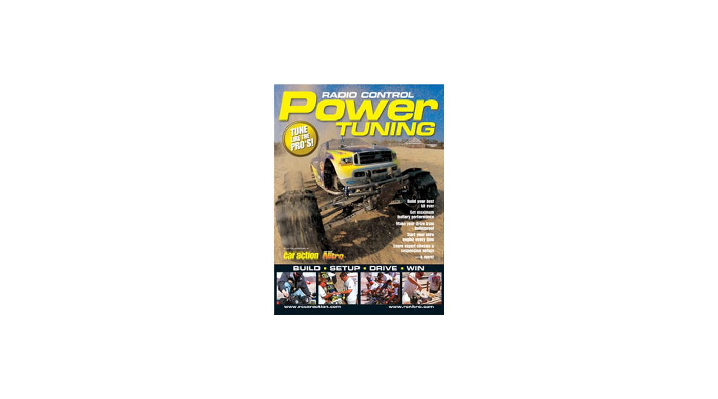 Image for Radio Control Power Tuning from HorizonHobby