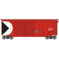 Athearn 16050 HO 40' Double Door Box E&N #292077