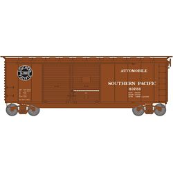 Athearn 16054 HO 40' Double Door Box Southern Pacific SP #63755