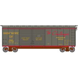 Athearn 16062 HO 40' Double Door Box Union Pacific UP/Challenger #9147