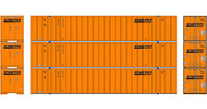 N 53' Stoughton Container
