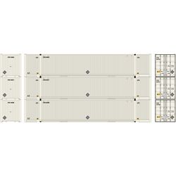 Athearn 17760 N 53' Jindo Container UPS (3)