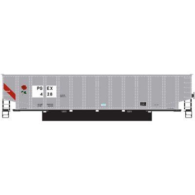 Athearn 25025 N Bethgon Coalporter w/Load, PGEX #1 (5)