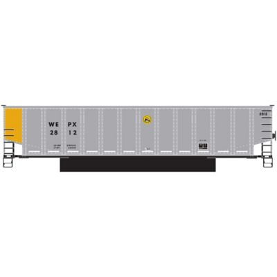 Athearn 25028 N Bethgon Coalporter w/Load, WEPX #1 (5)