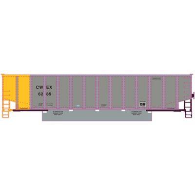 Athearn 25035 N Bethgon Coalporter w/Load, CWEX #1 (5)
