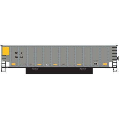 Athearn 25038 N Bethgon Coalporter w/Load, PPLX #1 (5)