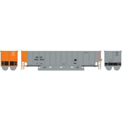 Athearn 25045 N Bethgon Coalporter w/Load, DEEX #4 (5)