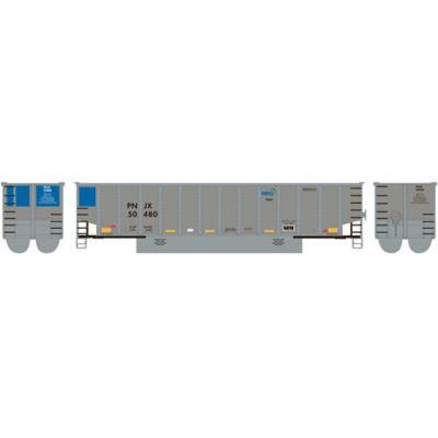 Athearn 25048 N Bethgon Coalporter w/Load, PNJX #1 (5)